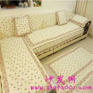 法式沙发温馨奢华风格 木质典雅又大方