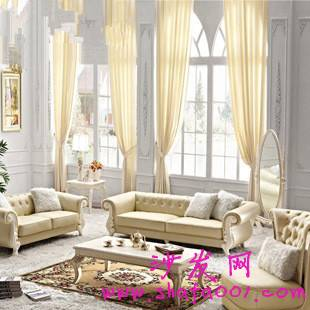 沙发网分享欧式沙发与家饰装扮的搭配技巧