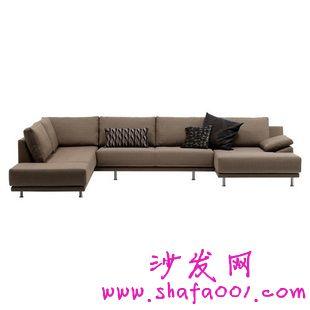 欧式沙发更适合现代居室的装修风格
