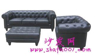 潮流兜兜转转 欧式复古真皮沙发再次受欢迎