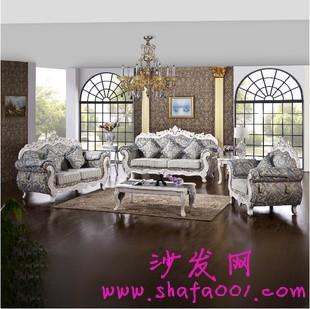 选购欧式布艺沙发 让家居瞬间高档