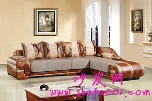欧式布艺沙发怎样选购 追求高贵典雅风格