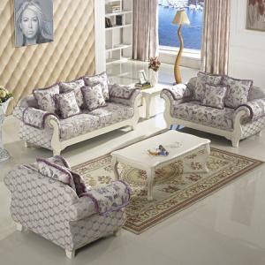 挑选欧式布艺沙发 品味艺术生活