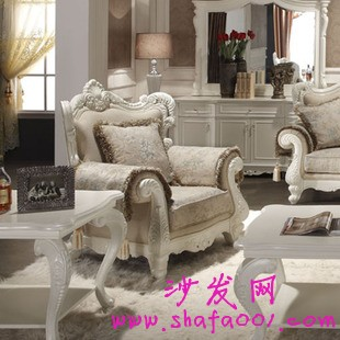 田园风格欧式沙发 尽显低调奢华