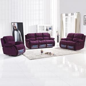 关注欧式真皮组合沙发细节 为生活负责
