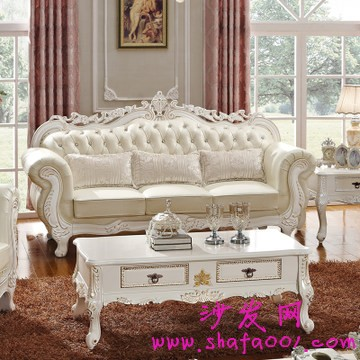 选购现代欧式皮布沙发 感受宁静生活