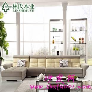 真皮沙发 不可比拟的品质与高贵气质