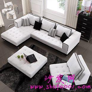 真皮沙发风格各异 保养护理也很有讲究