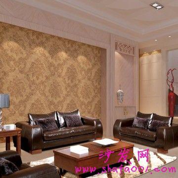 真皮沙发用心点缀家居细致描绘高层次的生活