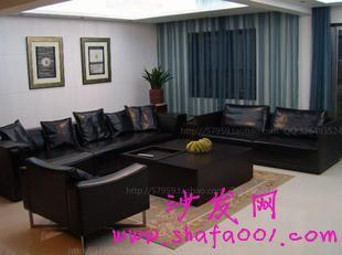 立马为温馨的家网购一款满意的真皮沙发