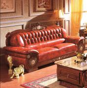 叫你鉴别真皮沙发真皮与仿皮 装饰家居很简单