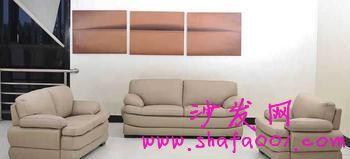 欧式真皮沙发 点缀生活演绎不一样的欧式风情