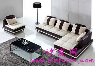 牛皮真皮沙发让家居显得更加高档