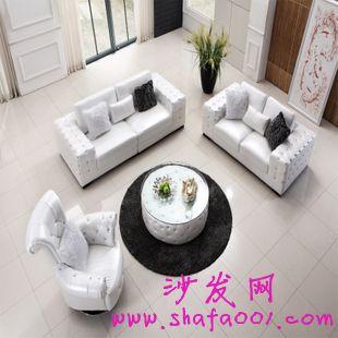彰显品味 真皮沙发 高品质生活的最佳选择