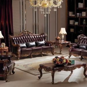 挑选现代实用真皮沙发 打造实用家居