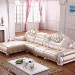 细看现代真皮沙发扶手设计 感受品味生活