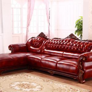 细看现代真皮沙发坐垫设计 了解其中奥妙