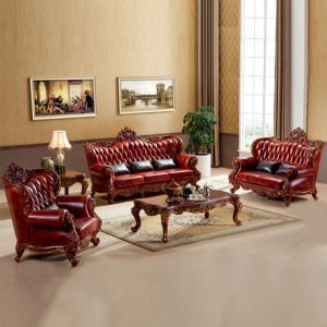 挑选真皮沙发从细节入手 让奢华生活更进一步